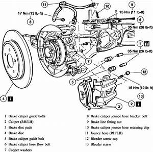 Ford Escape Parts Diagram