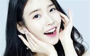 IU Wallpaper Korean Girls