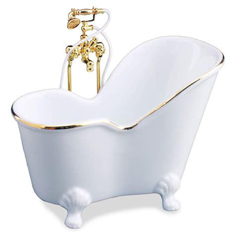 Reutters White Sitting Bath