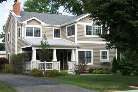 exterior makeover traditional exterior chicago by
