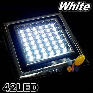 Led Auto Innenraum : auto kfz dachhimmel 42 led lampe leuchte innenraum dachlampe wei ebay ~ Orissabook.com Haus und Dekorationen