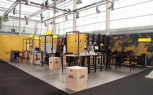 Maison Et Objet Exposant : tom dixon booth by unibox modular system at maison et objet retail design blog ~ Dode.kayakingforconservation.com Idées de Décoration