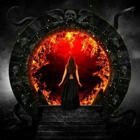 les 7 portes de l enfer les portes de l enfer gothique surnaturel