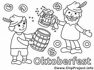 Oktoberfest Ausmalbilder Fr Kinder Gratis