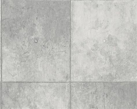 vliestapete   authentic walls betonoptik bei