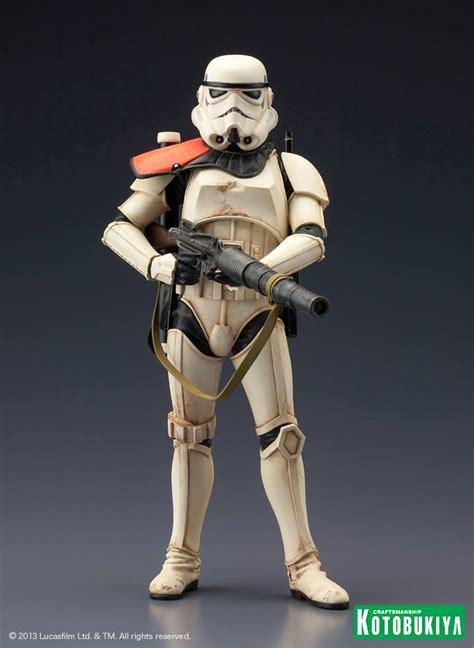 rebelscumcom kotobukiya sandtrooper squad leader
