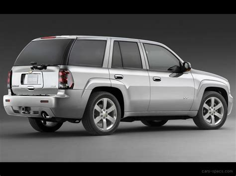 2008 Chevrolet Trailblazer Ss Specifications, Pictures, Prices