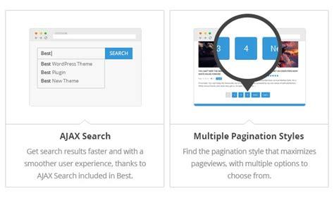 Engaging Clean & Beautiful Magazine Wordpress Theme