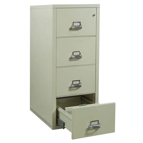 4 drawer legal file cabinet fireking used legal 4 drawer vertical file cabinet putty