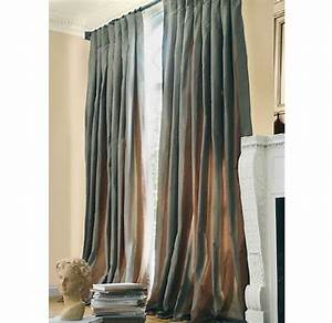 how to make and install the inverted pleat drapes homesfeed With inverted pleat drapes