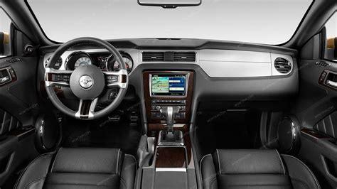 ford mustang main dash trim kit wo navigation