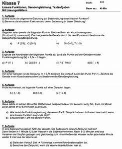 Nullstellen Berechnen Quadratische Funktion Aufgaben : linere funktionen klasse 8 bungsblatt lineare funktionen ~ Themetempest.com Abrechnung