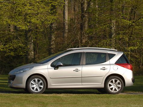 Peugeot 207 Sw Outdoor Picture # 44553