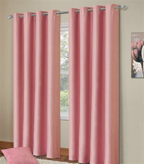 plain curtains for bedroom plain baby pink colour thermal blackout bedroom livingroom
