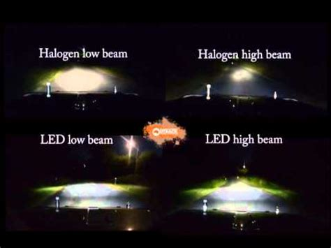 Led Vs Halogen Lights by Led Vs Halogen Headlights Allan Whiting February 2015