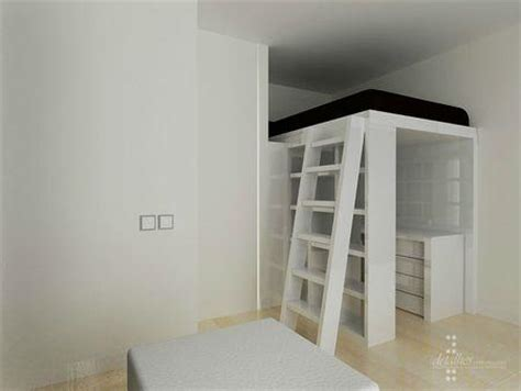 chambre mezzanine ado chambre ado espace mezzanine projet en 3d paperblog