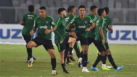 3980 Polisi Jaga Laga Aff Suzuki Cup Indonesia Vs Timor