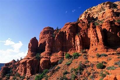 Sedona Rock Rocks Arizona United States Az
