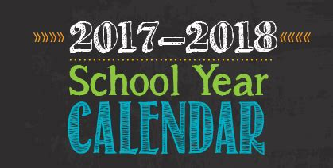 proposed school year calendar