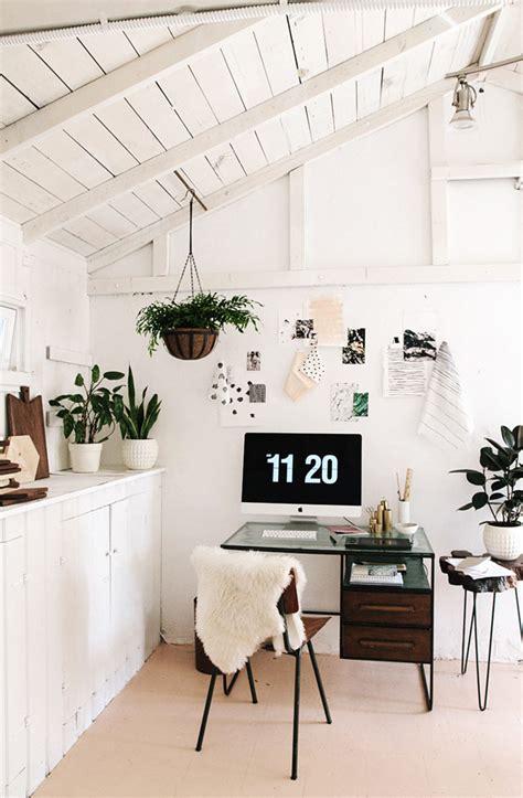 decoration de bureau maison 40 idées déco pour aménager un bureau à la maison