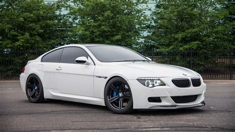 bmw m6 modified modified v10 bmw m6 with meisterschaft exhaust 6 speed