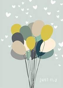 Luftballons Kaufen Hamburg : lilipinso kinderzimmer poster 39 tierparty 39 grau koralle mint gelb 30x40cm bei fantasyroom online ~ Markanthonyermac.com Haus und Dekorationen