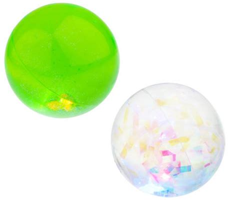 large light up balls set of 2 4 quot jumbo water filled light up bouncy balls