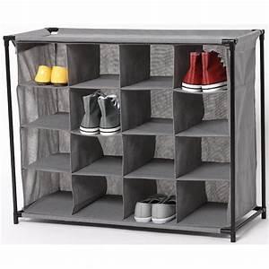 Casier A Chaussure : range chaussures en palette ~ Nature-et-papiers.com Idées de Décoration