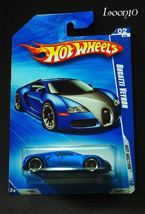 Let's see more specification, concept and review details for this cars below. ~ My Die Cast Life ~: Hotwheels Bugatti Veyron