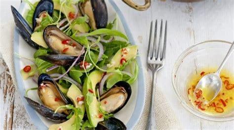 la bonne cuisine de rolande salade de moules le délice de l 39 été