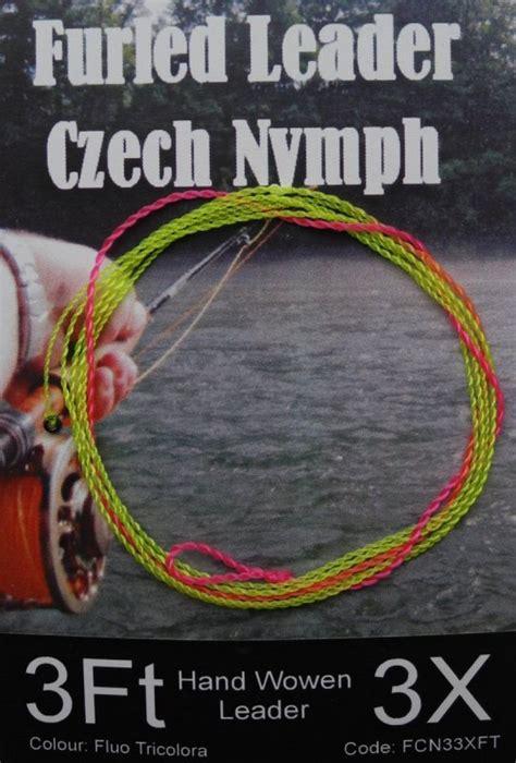 furled leader hends czech nymph czechnymphcom