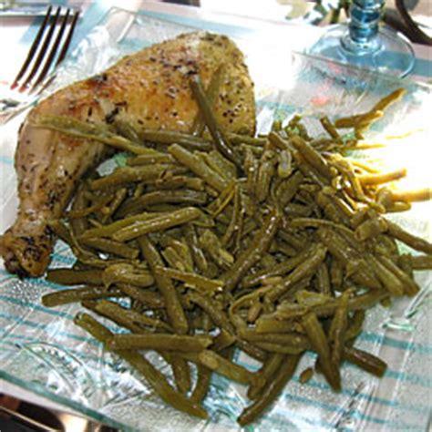 cuisiner les haricots verts frais cuisiner des haricots verts 28 images recette de