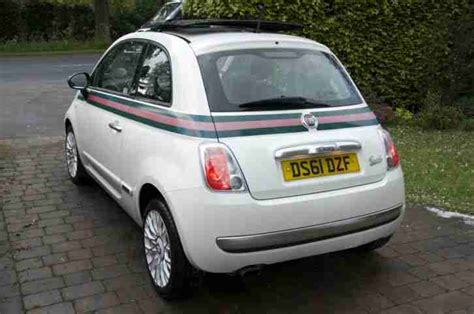 Fiat Gucci Price by Fiat 500 Gucci Edition 1 2 2012 Light Damaged Salvage Car