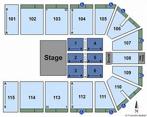 Rimrock Auto Arena Seating Chart
