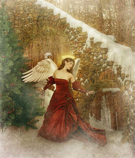 christmas angel christmas angel images desktop backgrounds