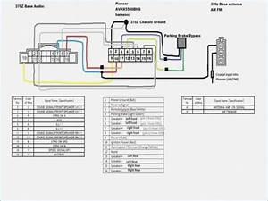 Pioneer Avh 4200nex Wiring Diagram