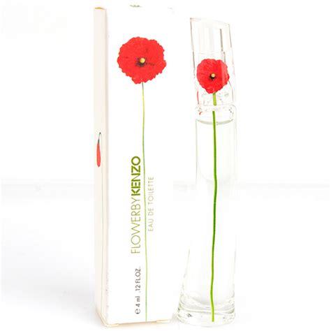flower by kenzo perfume eau de toilette mini parfum womens fragrance 4ml 0 12oz ebay