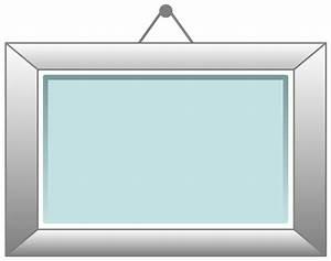 OnlineLabels Clip Art - Picture Frame