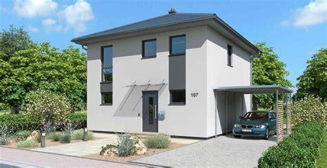 Moderne Häuser Mit Carport by Einfamilienhaus Mit Carport Bauen Ytong Bausatzhaus