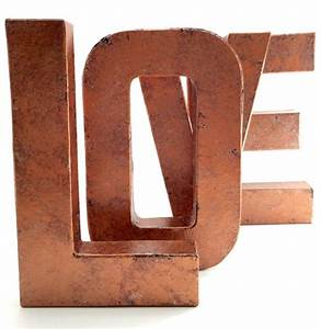 best 25 metal letters ideas on pinterest metal letters With rose gold metal letters
