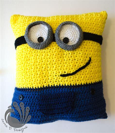 minion pillow  storenvy