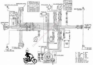 Honda Motorcycle Wiring Diagrams