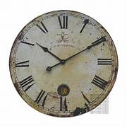 Wall Clocks Large by Pics Photos Large Antiqued Wall Clock