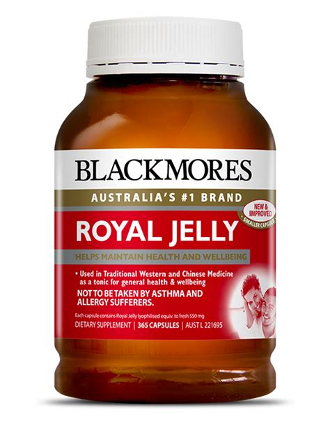 royal jelly blackmores