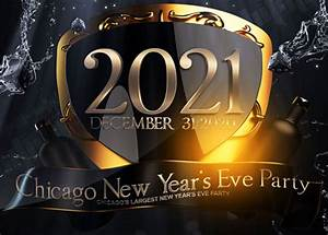 Chicago New Year's Eve Party 2021
