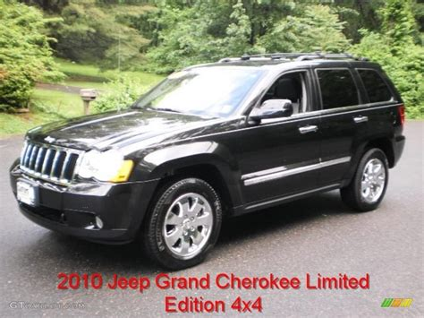 jeep limited black 2010 brilliant black crystal pearl jeep grand cherokee