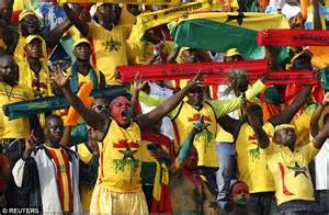 Ghana 1-2 Senegal AFCON 2015: Moussa Sow steals three ...