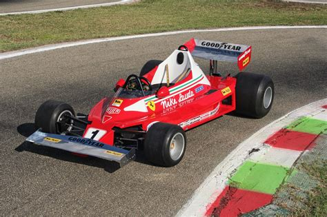 The best independent formula 1 community anywhere. A Drivable 1:2 Scale 1977 Ferrari 312T2 Formula 1 Car