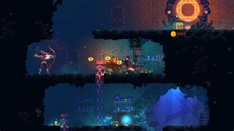 dead cells  motion twin