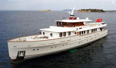turkish yacht maker launches  motor yacht  north yachts